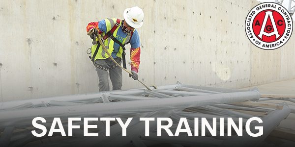 AGC Upcoming Safety Trainings